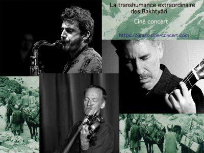 Photo montage musiciens